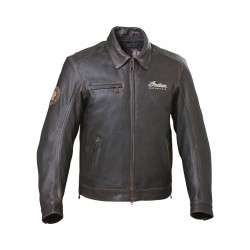 Men's Classic Jacket 2 – Brown Leather