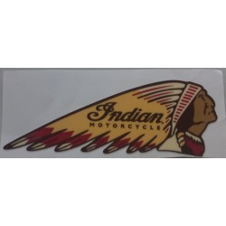 Indian Motorcycle® Sticker