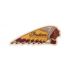 Indian Motorcycle® Color Headdress Patch