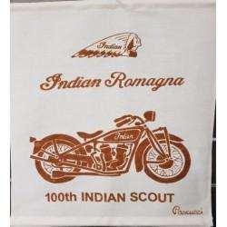 TELA 100 ANNI INDIAN SCOUT - PASCUCCI