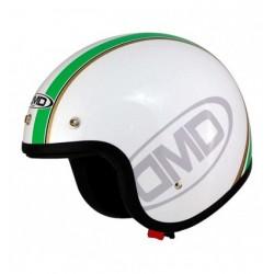 CASCO JET DMD Triple bianco Italia Classic