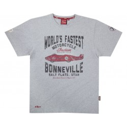 Men's Munro World's Fastest Tee - Grey