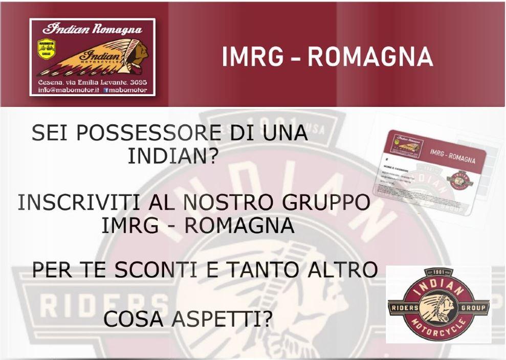 IMRG Romagna - programma di fidelizzazione